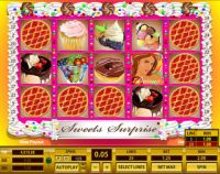 Sweet Surprise 25 Lines  Topgame   Slot   Slot Reels