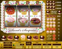 Sweet Surprise 3 Lines  Topgame   Slot   Slot Reels