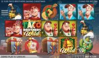 Taco Brothers Saving Christams Elk Studios Slot Slot Reels