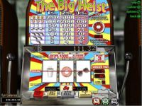The Big Heist RTG Slot Slot Reels