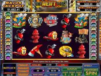 The Heat Is On! NuWorks Slot Slot Reels