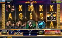 Thor The Mighty Avenger PlayTech Slot Slot Reels