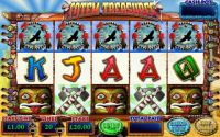Totem Treasure Microgaming Slot Slot Reels