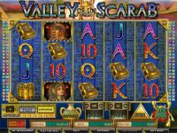 Valley of the Scarab Amaya Slot Slot Reels