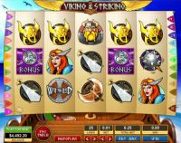 Viking and Striking Topgame Slot Slot Reels