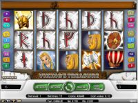 Viking's Treasure NetEnt Slot Slot Reels