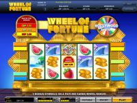 Wheel of Fortune Hollywood Edition IGT Slot Slot Reels
