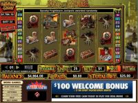 Zone of Zombies CryptoLogic Slot Slot Reels