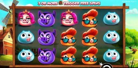 7 Piggies Pragmatic Play Slot Slot Reels