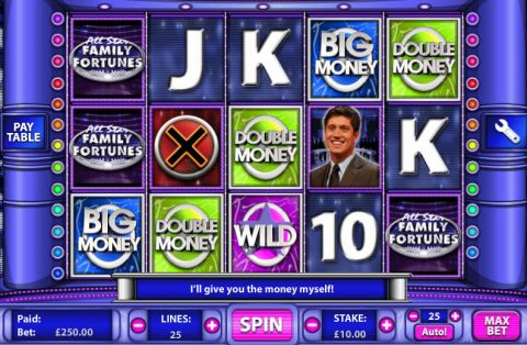 All Star Family Fortunes Slot - Play Penny Slots Online