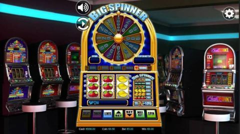 Big Spinner Betdigital Slot Slot Reels, Wheel