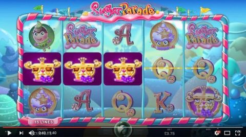 Sugar Parade  Microgaming   Slot   Slot Reels