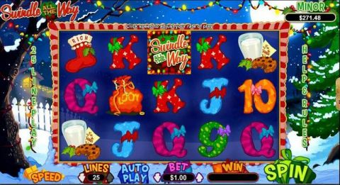 Swindle All The Way RTG Slot Slot Reels