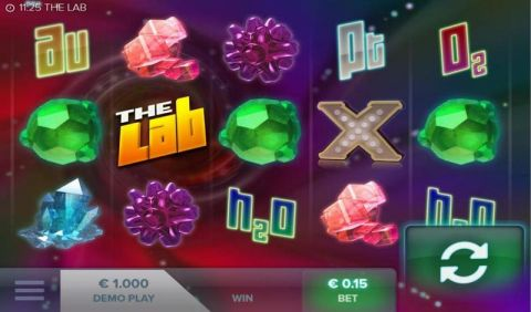 The Lab Elk Studios Slot Slot Reels