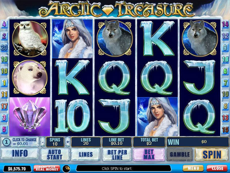 Feb 19, · Play exciting Arctic Treasure Slot Machine Online by Playtech™ Software for FREE ᗎ with no download or registration.Check Arctic Treasure review and try demo of this casino game now/5(5).