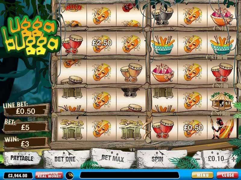 Play Ugga Bugga Slots Online at Casino.com NZ